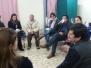 Taller de fundamentos del humanismo cristiano en Peñalolén - Mayo 2015