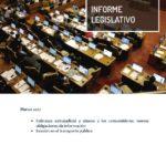 informe legislativo marzo 2017